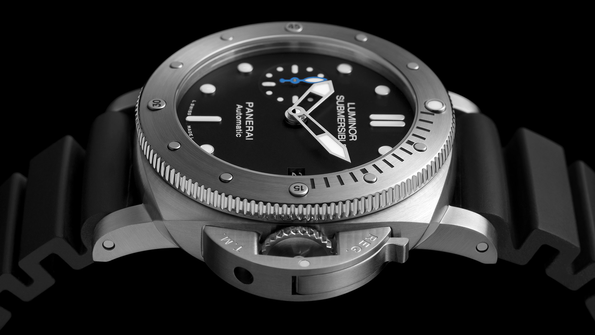 PANERAI LUMINOR SUBMERSIBLE 1950™ - 3 DAYS AUTOMATIC 42 mm - PAM00682